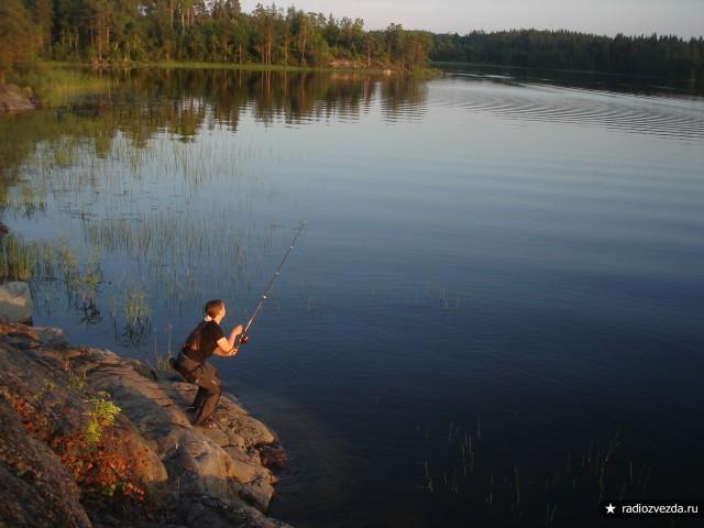 кухка рыбалка